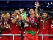 "Bóng đá - Bồ Đào Nha & Leicester: 2 đội bóng, 1 kiểu ""điên rồ"""