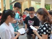 Giáo dục - du học - Kỳ thi THPT Quốc gia: Đã có điểm 10 môn Địa lý, Vật Lý