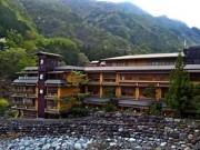 Điểm du lịch - Bên trong khách sạn lâu đời nhất thế giới ở Nhật