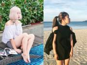 Thời trang - 4 xu hướng đang được các hotgirl Việt mê tít
