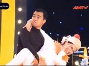 """Video An ninh - Chuyện nghề của nam diễn viên """"xấu nhất"""" Việt Nam"""