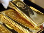 Tài chính - Bất động sản - Vàng giảm mạnh, dầu thô tăng sau phán quyết biển Đông