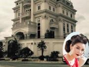 Sao ngoại-sao nội - Choáng với biệt thự như lâu đài của Lý Nhã Kỳ