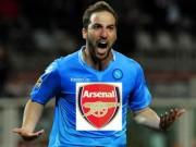 """Bóng đá - Mua """"Vua phá lưới"""" Serie A, Arsenal tốn 80 triệu bảng"""