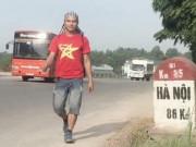 Sức khỏe đời sống - Chàng trai 9x và hành trình đi bộ xuyên Việt để vận động hiến tạng