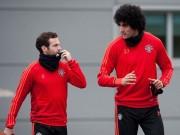 Bóng đá - Mourinho cảnh báo SAO MU: Kém cỏi là đày xuống đội trẻ