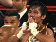 Thể thao - Nhớ boxing da diết, Pacquiao sắp chiến đấu trở lại
