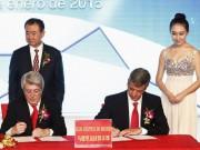 """Bóng đá - Tỉ phú Trung Quốc vung tiền mời 3 ông lớn lập giải """"Tứ hùng"""""""