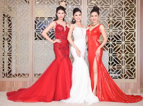 Chân dài cao 1m78 vượt trội ở Hoa hậu Bản sắc Việt - 6