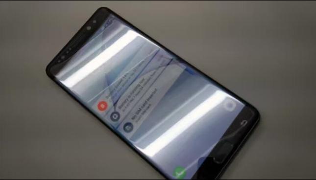 Đây có thể là hình ảnh Samsung Galaxy Note 7 chân thực nhất
