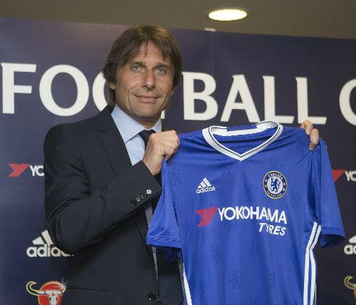 """Tới Chelsea, Conte muốn nhờ Ranieri """"quân sư"""""""