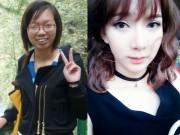 Làm đẹp - Nữ sinh xấu xí hóa hot girl sau 3 tháng