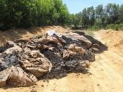 Video An ninh - Mờ ám sau vụ chôn 100 tấn chất thải của Formosa