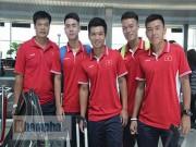 Thể thao - Davis Cup, VN đấu Thái Lan: Hoàng Nam khai hỏa, Hoàng Thiên đóng chốt