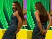 Phim - Nữ diễn viên tá hỏa vì bị rách váy lộ vòng 3 trên truyền hình