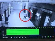 An ninh Xã hội - Cướp xịt hơi cay, giật điện thoại ở thang máy chung cư