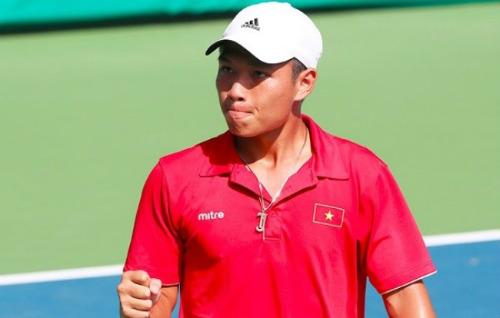 Hoàng Nam chấn thương, VN gặp khó trước Thái Lan ở Davis Cup - 1