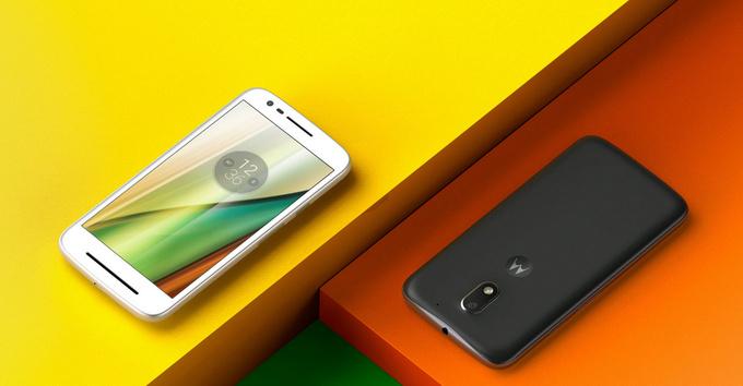 Motorola Moto E3 trình làng, màn hình 5 inch - 1