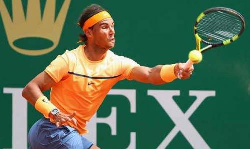 Nadal đã tập nhưng vẫn mờ mịt ngày trở lại