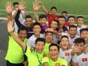 Bóng đá - U16 Việt Nam toàn thắng - Hẹn Thái Lan ở chung kết