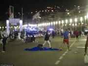 Thế giới - Hiện trường tang thương vụ khủng bố bằng xe tải ở Pháp