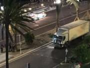 Thế giới - Video: Xe tải cán đám đông khiến 80 người chết ở Pháp