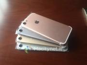 Dế sắp ra lò - iPhone 7 có tới 4 phiên bản màu khác nhau