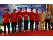 Giáo dục - du học - Việt Nam giành HCV Olympic Toán quốc tế 2016