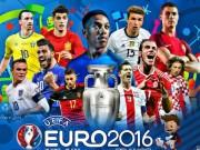 """Bóng đá - Công bố độc giả trúng GIẢI NHẤT dự đoán """"Vui cùng EURO 2016"""""""