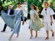Thời trang - Mặc đẹp đẳng cấp như những quý cô Paris đi xem thời trang