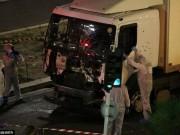 Thế giới - Lạnh người với vũ khí trong xe tải khủng bố ở Pháp