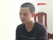 Video An ninh - Cầm dao dọa giết hai thiếu nữ, cướp xe máy
