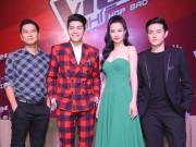 Ca nhạc - MTV - Hồ Hoài Anh tự tin The Voice Kids không thua kém Idol nhí