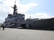 Tin tức trong ngày - Tàu Hải quân Nhật và Hoa Kỳ cập cảng Tiên Sa