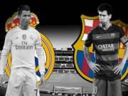 Bóng đá - La Liga 2016/17: Siêu kinh điển Real - Barca tháng 12