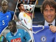 Bóng đá - Tin HOT tối 15/7: Conte sẽ tiêu thêm 140 triệu bảng