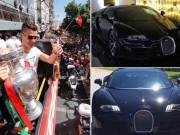 """Bóng đá - Ronaldo mua siêu xe 51 tỉ, trở thành """"trùm"""" bất động sản"""