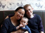 Bạn trẻ - Cuộc sống - Nàng dâu Việt được chồng Tây cầu hôn 1600 lần
