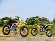 Thế giới xe - Ngắm chiến binh Suzuki RM-Z250 và RM-Z450