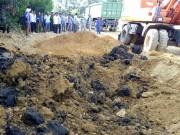 Tin tức trong ngày - Kết quả ban đầu chất thải Formosa chôn ở trang trại sếp môi trường