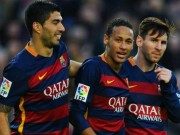 Bóng đá - Barca khó mua tiền đạo: Vì bộ ba M-S-N quá khủng