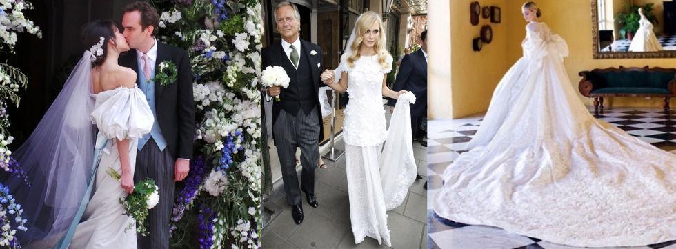 Lý giải giá tiền siêu tưởng của các váy cưới đắt giật mình - 3
