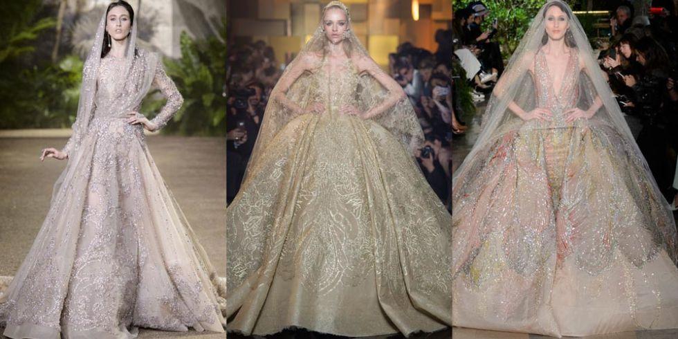 Lý giải giá tiền siêu tưởng của các váy cưới đắt giật mình - 6