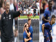 Bóng đá - Mourinho, tân binh ra mắt MU: Ánh sáng của niềm tin