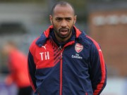 Bóng đá - Rời Arsenal, Henry vẫn nuôi mộng kế vị Wenger