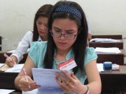 Giáo dục - du học - Các cụm thi phía Nam hiếm điểm 10
