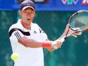 """Thể thao - """"Kẻ đóng thế Hoàng Nam"""" thua đau người Thái ở Davis Cup"""