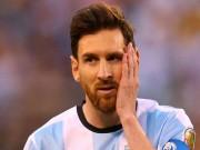 Bóng đá - Messi đã không gặp may với tuyển Argentina