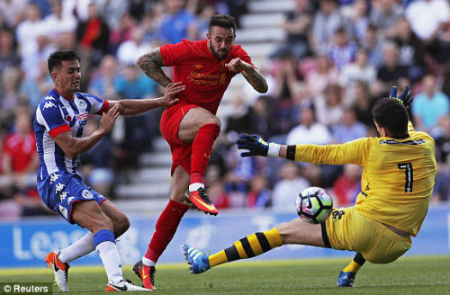 "Wigan – Liverpool: Hai ""Quỷ đỏ"", một kết cục"