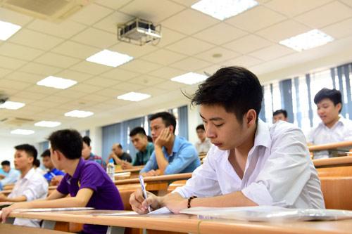 Điều kiện đăng ký xét tuyển vào 12 trường đại học lớn - ảnh 1